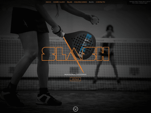 Slash Padel